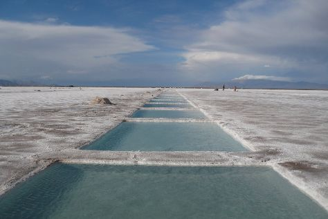 Salinas Grandes, Province of Jujuy, Argentina