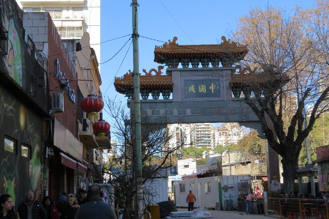 Chinatown, Buenos Aires, Argentina