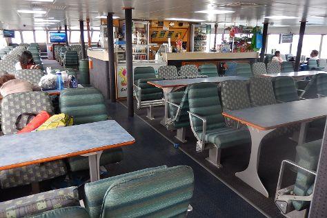 Big Cat Green Island Reef Cruises - Day Tour, Cairns, Australia