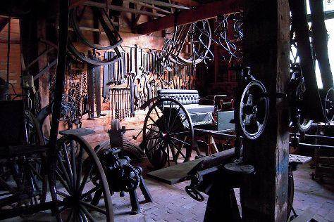 Coal Creek Community Park & Museum, Korumburra, Australia