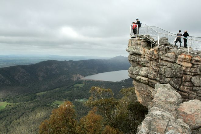 The Pinnacle, Halls Gap, Australia