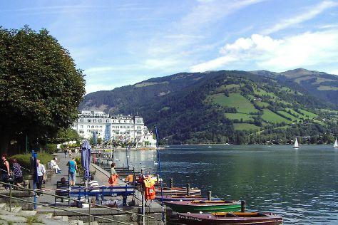 Zell Am See, Zell am See, Austria
