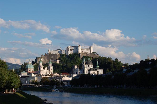 Altstadt von Salzburg, Salzburg, Austria