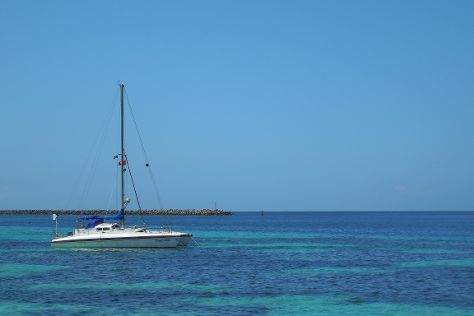 Junkanoo Beach, Nassau, Bahamas