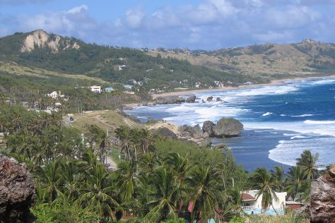 Bathsheba Beach, Bathsheba, Barbados
