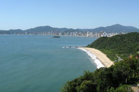 Central Beach, Balneario Camboriu, Brazil