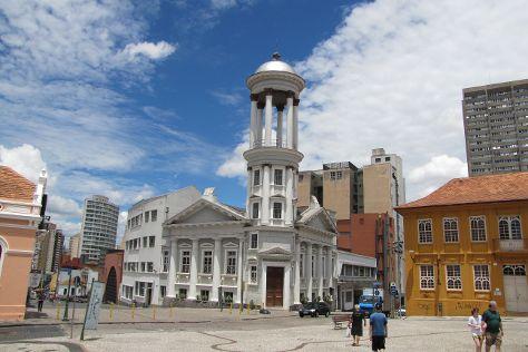 Centro Historico de Curitiba, Curitiba, Brazil