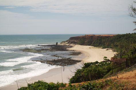 Chapadao Hill, Praia da Pipa, Brazil