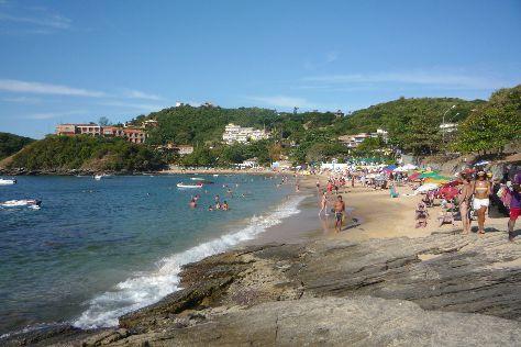 Joao Fernandes Beach, Armacao dos Buzios, Brazil