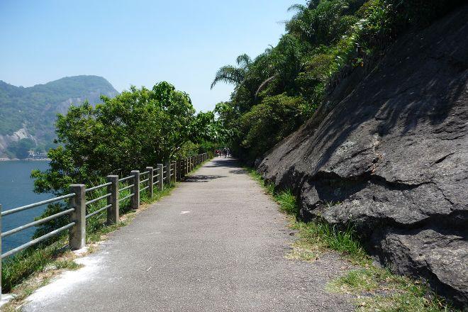 Claudio Coutinho Trail, Rio de Janeiro, Brazil