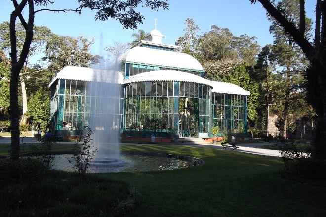 Crystal Palace, Petropolis, Brazil