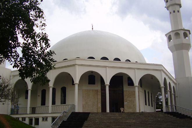 Mosque of Omar Ibn Al-Khattab, Foz do Iguacu, Brazil