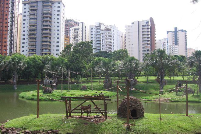Parque Zoologico, Goiania, Brazil