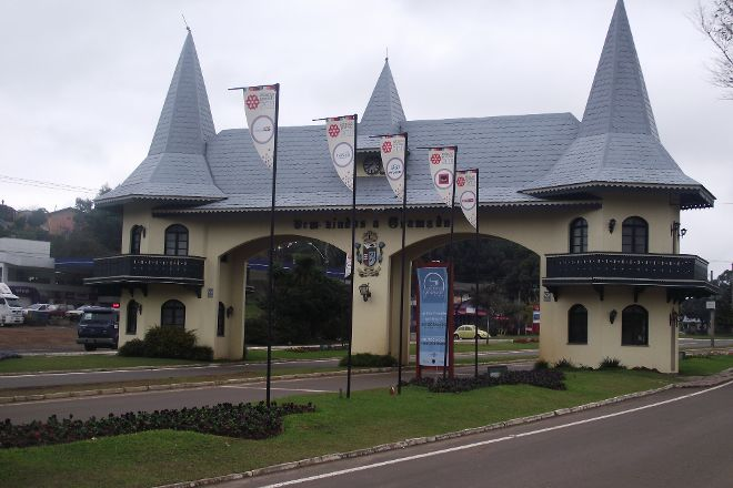 Portico Via Taquara, Gramado, Brazil
