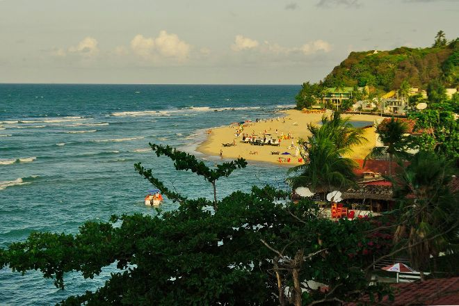 Praia Tibau do Sul, Praia da Pipa, Brazil
