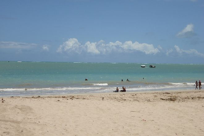 Tambau Beach, Joao Pessoa, Brazil