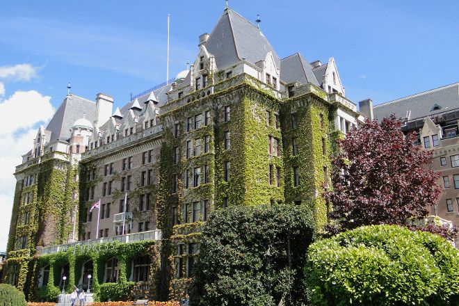 Empress Hotel National Historic Site of Canada, Victoria, Canada