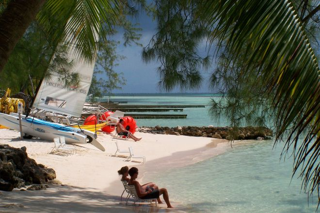 Rum Point, Grand Cayman, Cayman Islands