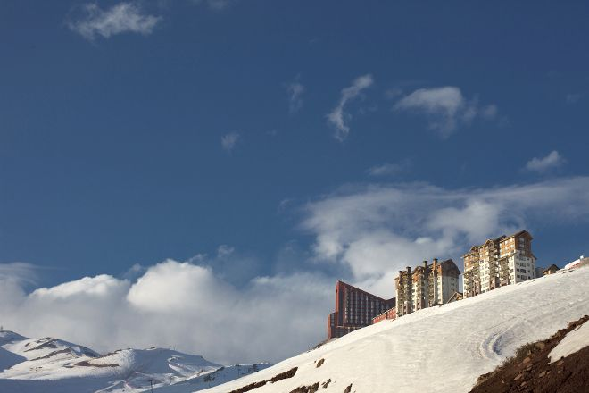 Valle Nevado - Ski Resort Chile, Valle Nevado, Chile