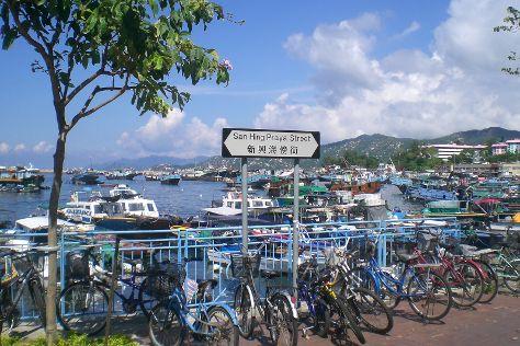 Cheung Chau Island, Hong Kong, China