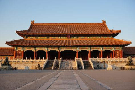 Forbidden City-The Palace Museum, Beijing, China