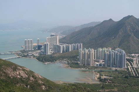 Lantau Island, Hong Kong, China