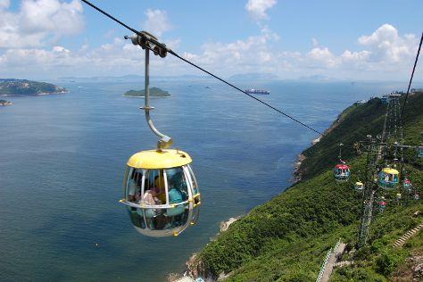 Ocean Park, Hong Kong, China