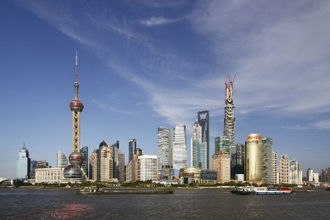 Pudong New Area, Shanghai, China