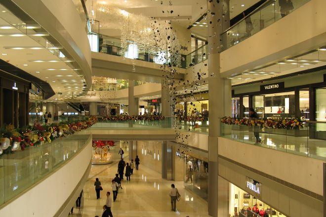 IFC mall, Hong Kong, China