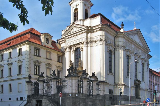 Ss. Cyril and Methodius Cathedral, Prague, Czech Republic