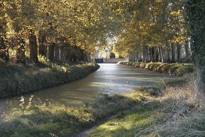 Canal du Midi, Occitanie, France