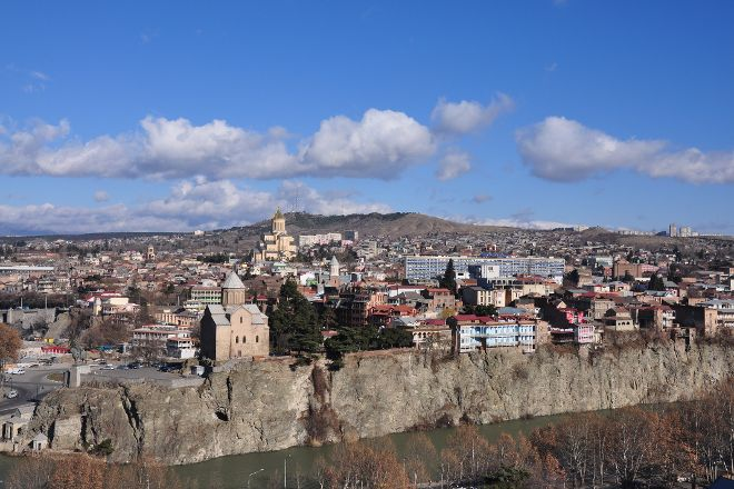 Old Town (Altstadt) Tbilisi, Tbilisi, Georgia