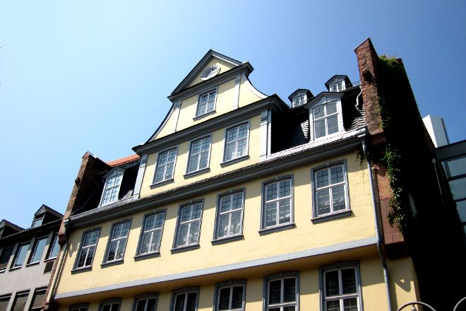 Frankfurt Goethe House, Frankfurt, Germany