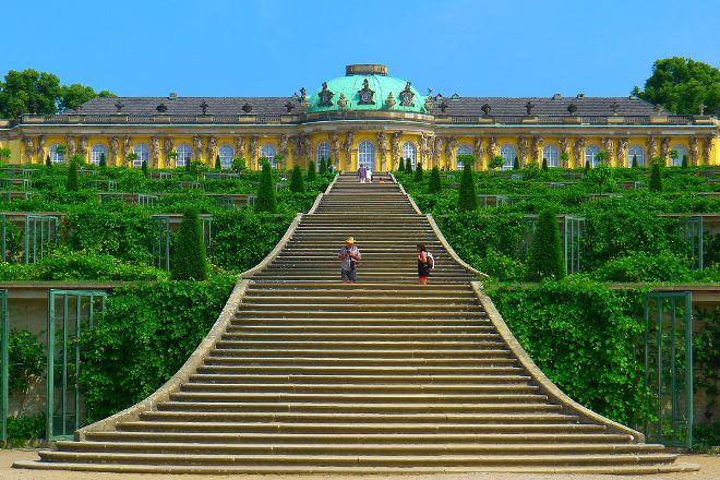 Potsdam's Gardens, Potsdam, Germany