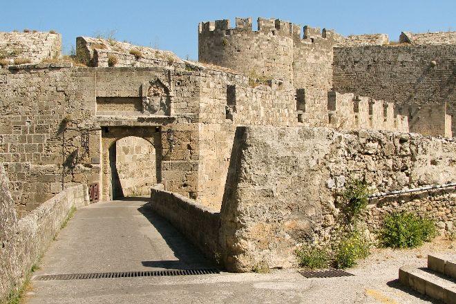 Medieval City, Rhodes, Greece