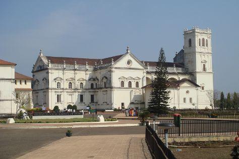Old Goa, Panjim, India