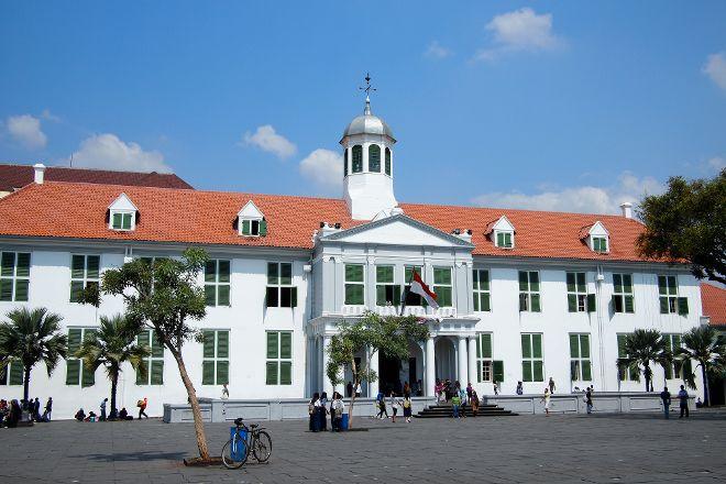 Jakarta Old Town, Jakarta, Indonesia