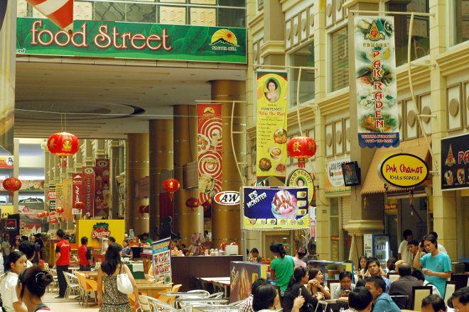 Nagoya Hill Shopping Mall, Nagoya, Indonesia