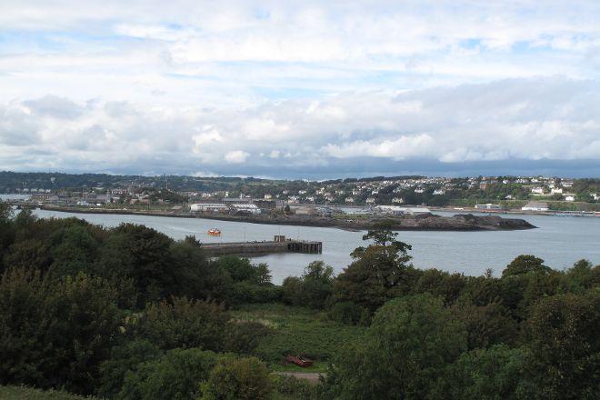 Spike Island, Cork, Ireland
