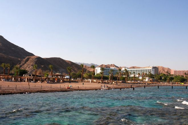 Coral Beach Nature Reserve, Eilat, Israel