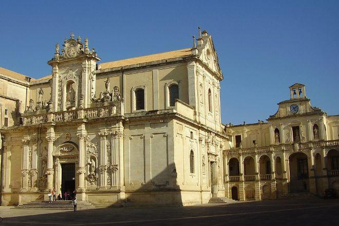 Duomo di Lecce, Lecce, Italy