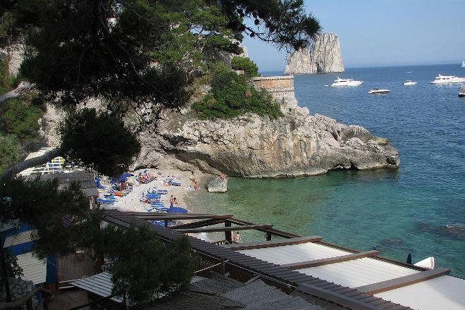 Marina Piccola, Capri, Italy