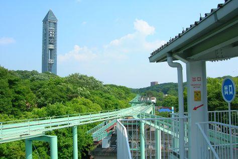 Higashiyama Sky Tower, Nagoya, Japan