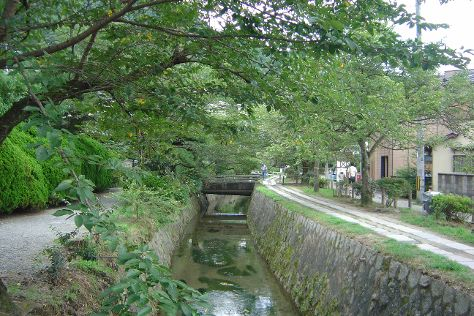 Philosopher's Walk, Kyoto, Japan