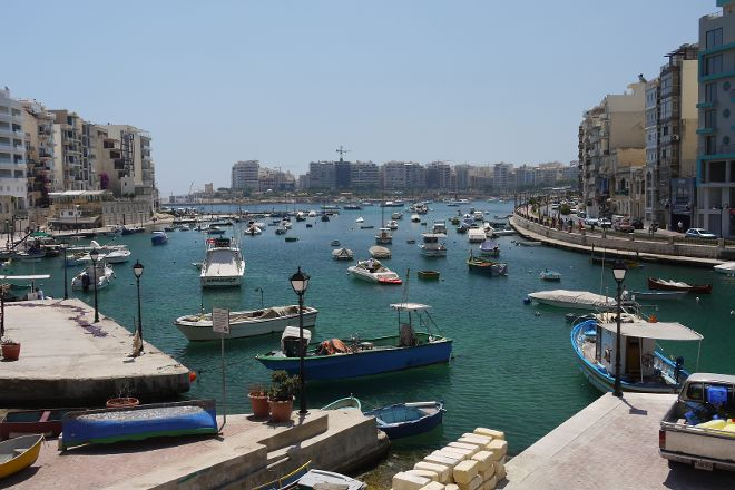 Spinola Bay, Saint Julian's, Malta