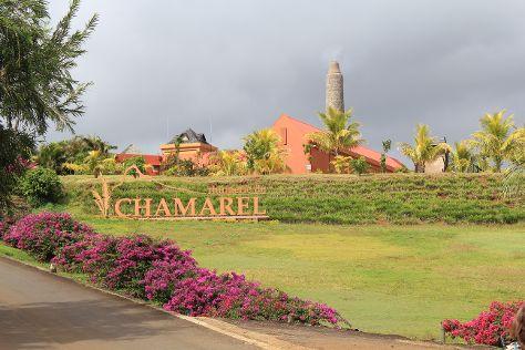 Rhumerie de Chamarel, Chamarel, Mauritius