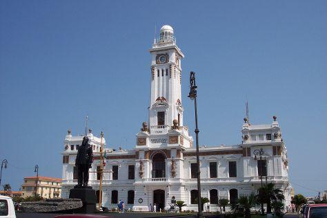 Malecon, Veracruz, Mexico