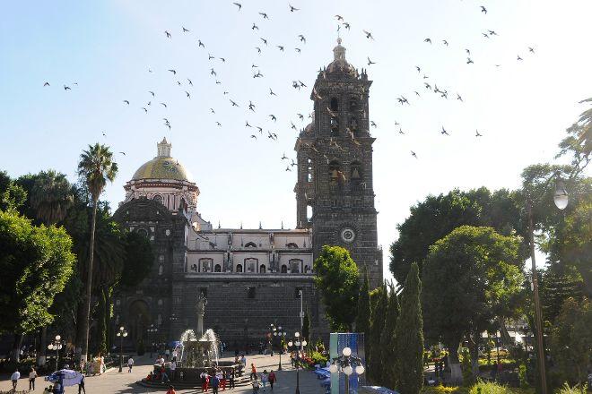 Zocalo, Puebla, Mexico