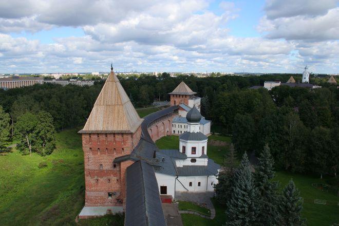 Novgorod Kremlin (Detinets), Veliky Novgorod, Russia