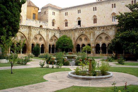 Catedral Basilica Metropolitana Primada de Tarragona, Tarragona, Spain